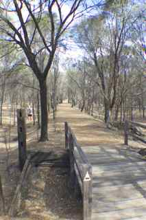 dry track