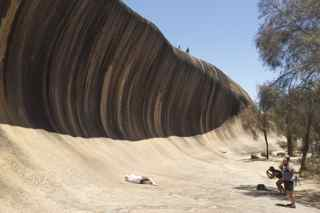 wave rock a