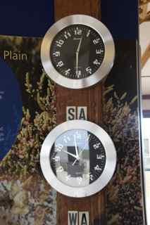 nul clocks