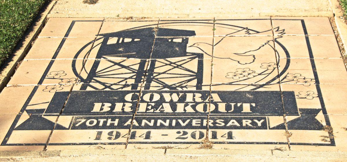 Cowra POW Camp.